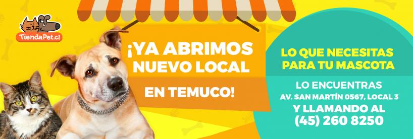 Tienda Temuco